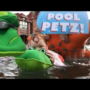 Big Joe Zzoodles Pool Toy